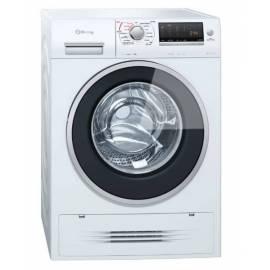 Lavadora-secadora de libre instalación BALAY 3TW984B
