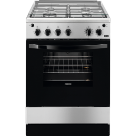 Cocina de gas inox ZANUSSI ZCG61281XA