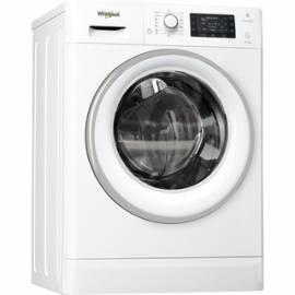 Lavadora secadora de libre instalación WHIRLPOOL FWDD1071682WSVEUN