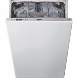 Lavavajillas integrable WHIRLPOOL WSIC3M17 45 cm PLATA
