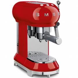 Cafetera SMEG ECF01RDEU ROJO