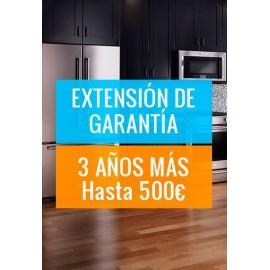 Extensión Garantía Máximo 500€