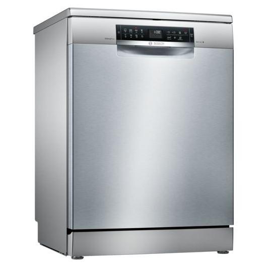Lavavajillas Libre Instalación BOSCH SMS68II07E PUERTA ACERO