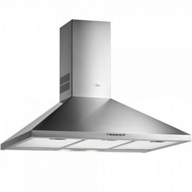 Campana Decorativa de pared TEKA  DBP 90 PRO INOX