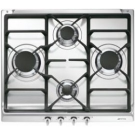 Placa de Gas Natural SMEG S60GHS INOX