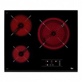 Placa Vitrocerámica TEKA 40239030 TZ 6315 NEGRA