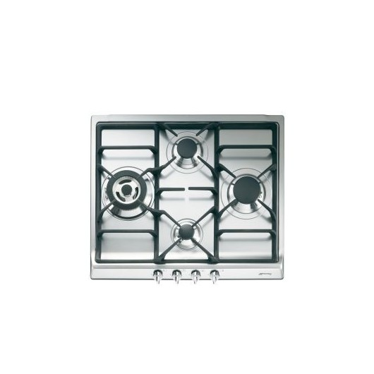 Placa de Gas Natural SMEG SR60GHS INOX
