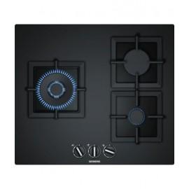Placa Gas Cristal Negro SIEMENS EP6A6CB20
