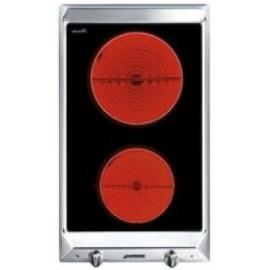 Placa Vitrocerámica Domino SMEG SEH530X1