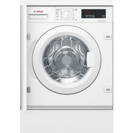Lavadora Totalmente Integrable BOSCH WIW28300ES BLANCO