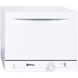 Lavavajillas Compacto Blanco BALAY 3VK301BC