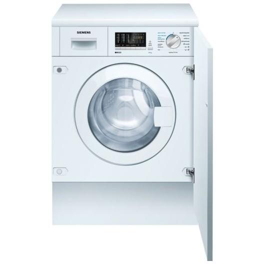 Lavasecadora Integrable SIEMENS WK14D541EE BLANCO