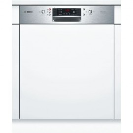 Lavavajillas Integrable BOSCH SMI46MS01E BLANCO E INOX