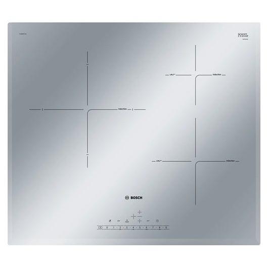Placa de Inducción BOSCH PIJ659FC1E GRIS METALIZADO