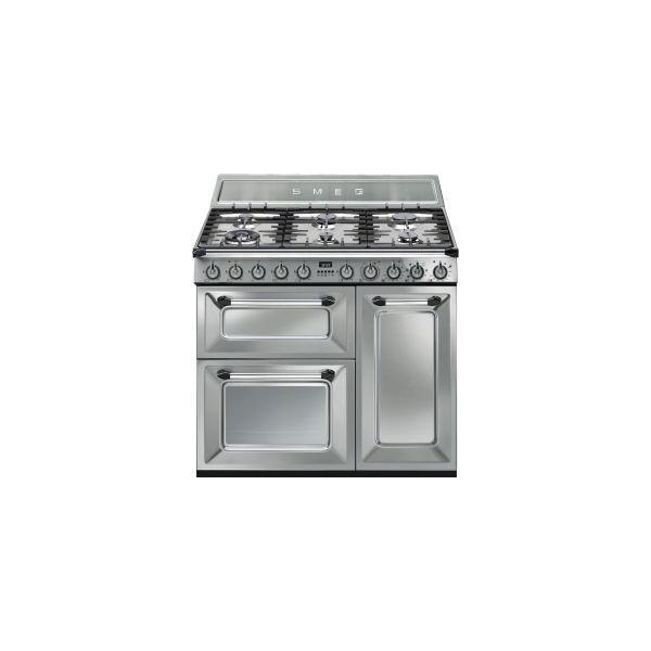 Cocina smeg tr93x - Cocina gas natural ...