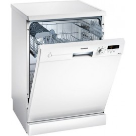 Lavavajillas Libre Instalación SIEMENS SN215W01CE BLANCO