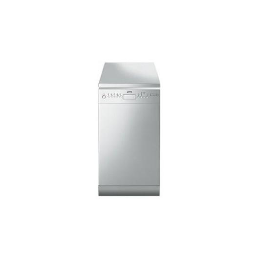Lavavajillas Libre Instalación SMEG LSA4513X GRIS INOX
