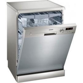 Lavavajillas Libre Instalación SIEMENS SN215I01FE INOX ANTIHUELLAS