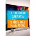 Extensión Garantía Máximo 1000€