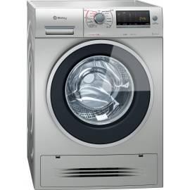 Lavadora con función secado Inox BALAY 3TW976XA